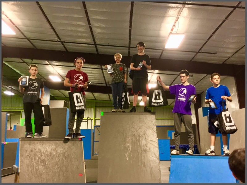Congrats to our very own, Charlie Reish on finishing in 1st place | Youth Bracket