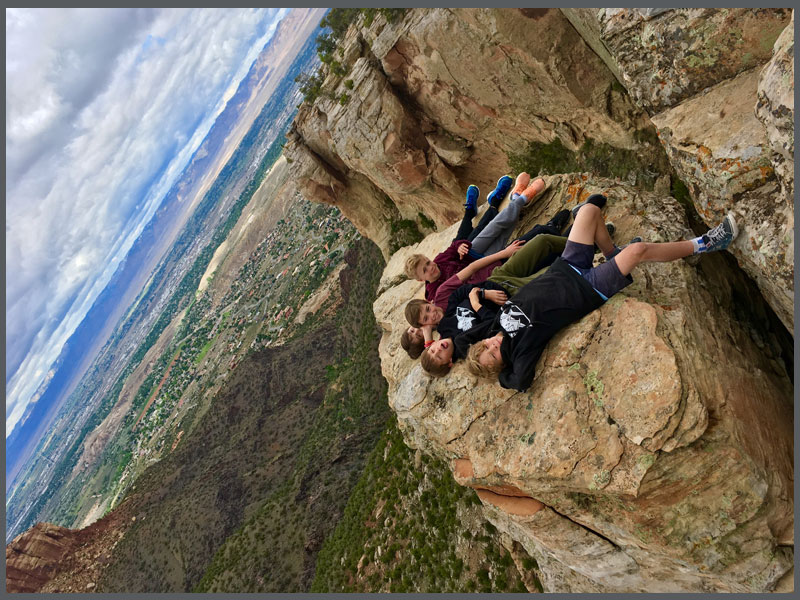Cave and Canyon Adventures at Colorado National Monument